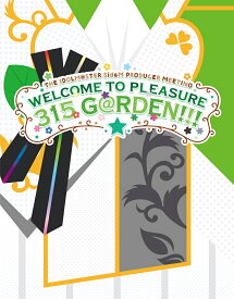 THE IDOLM@STER SideM PRODUCER MEETING WELCOME TO PLEASURE 315 G@RDEN!!! EVENT【Blu-ray】 [ (ゲーム・ミュージック) ]