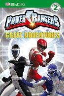 Power Rangers: Great Adventures
