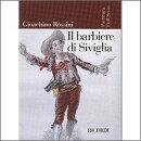 【輸入楽譜】ロッシーニ, Gioachino: オペラ「セビーリャの理髪師」全曲(紙装)