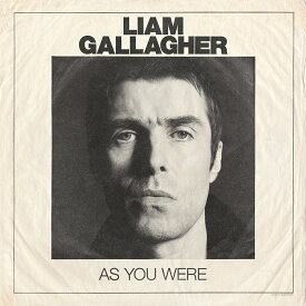 【輸入盤】As You Were [ Liam Gallagher ]