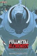 Fullmetal Alchemist, Vols. 19, 20 & 21