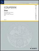 【輸入楽譜】クープラン, Francois: フルート二重奏曲 ト長調/Ruf編