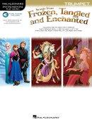 【輸入楽譜】インストゥルメンタル・プレイ・アロング: 映画「アナと雪の女王」「塔の上のラプンツェル」「魔法にか…