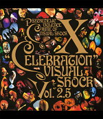 VISUALSHOCKVol.2.5CELEBRATION【Blu-ray】[エックス]