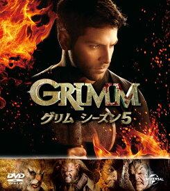 GRIMM/グリム シーズン5 バリューパック [ デヴィッド・ジュントーリ ]
