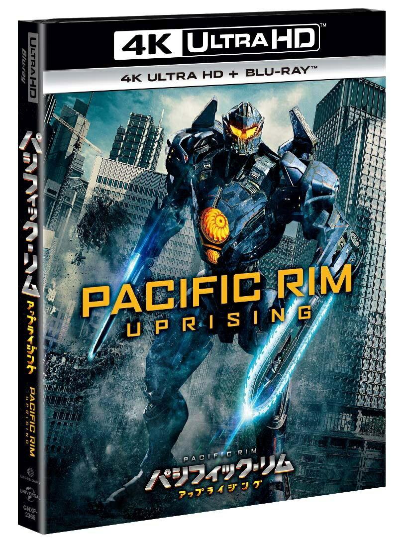 パシフィック・リム:アップライジング(4K ULTRA HD+ブルーレイ)【4K ULTRA HD】 [ ジョン・ボイエガ ]