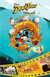 Disney Ducktales: Woo-oo!: Cinestory Comic