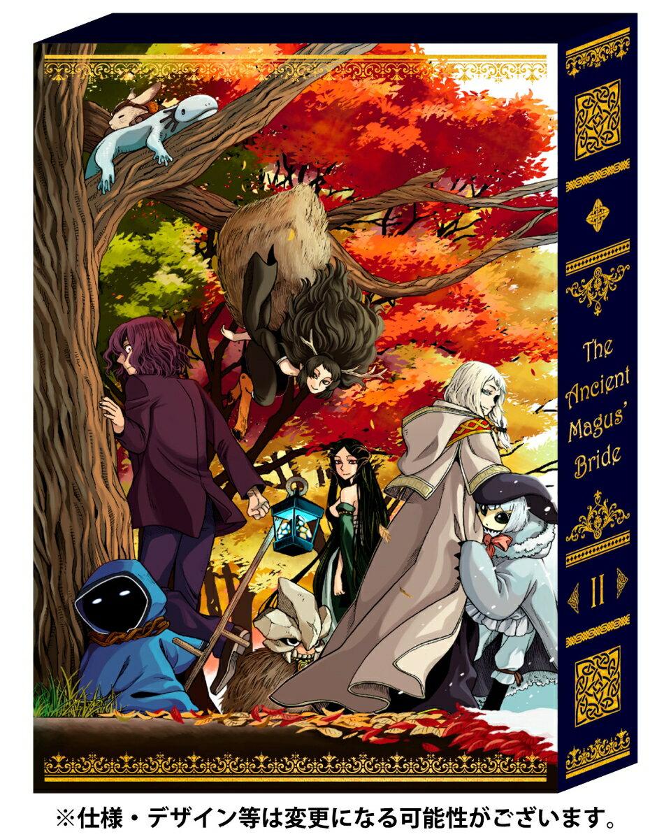 魔法使いの嫁 第2巻(完全数量限定生産)【Blu-ray】 [ 種崎敦美 ]