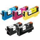 BCI-326+325/5MP互換インクカートリッジ 5色パック PLE-CB3265P プレジール