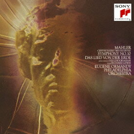 マーラー:大地の歌&交響曲第10番(クック版) [ ユージン・オーマンディ ]