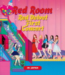 "Red Velvet 1st Concert ""Red Room"" in JAPAN(スマプラ対応)【Blu-ray】"