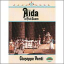 【輸入楽譜】ヴェルディ, Giuseppe: オペラ「アイーダ」全曲: 大型スコア [ ヴェルディ, Giuseppe ]