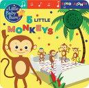 Little Baby Bum: 5 Little Monkeys: Sing Along!