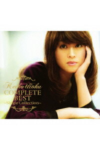 宇徳敬子COMPLETEBEST〜SingleCollection〜(DVD付)