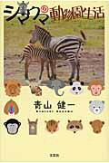 シマウマの動物園生活