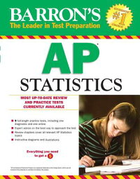 Barron'sAPStatistics,8thEdition[MartinSternstein]