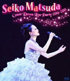 Seiko Matsuda Count Down Live Party 2010〜2011【Blu-ray】 [ 松田聖子 ]