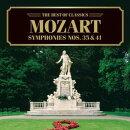 ベスト・オブ クラシックス 10::モーツァルト:交響曲第35番≪ハフナー≫、第41番≪ジュピター≫