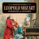 ベスト・オブ クラシックス 36::おもちゃの交響曲〜レオポルト・モーツァルト:作品集