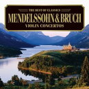ベスト・オブ クラシックス 71::メンデルスゾーン&ブルッフ:ヴァイオリン協奏曲