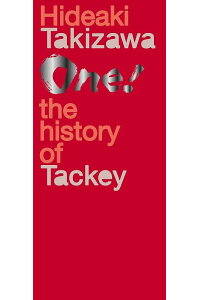 滝沢秀明/One!-the_history_of_Tackey-〈2枚組〉