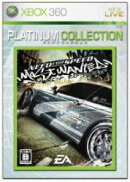 ニード・フォー・スピード モスト・ウォンテッド Xbox360 プラチナコレクション