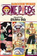 One Piece: Baroque Works, Volumes 16-18