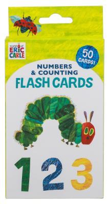 ERIC CARLE NUMBERS & COUNTING FLASH CARD [ ERIC CARLE ]