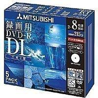 DVD-R DL forAV withCPRM 210分 x2-8 5p VHR