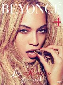 【輸入盤】Live At Roseland Elements Of 4 [ Beyonce ]