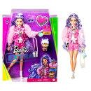 バービー(Barbie) ファッションアップ シャイニーブルーヘア GXF08