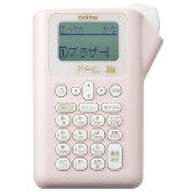 ラベルライター P-touch J100 ピンク