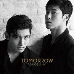 TOMORROW (CD+スマプラ)