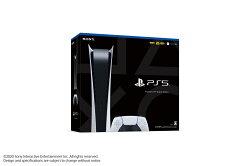 PlayStation5 デジタル・エディション