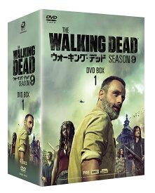 ウォーキング・デッド9 DVD BOX-1 [ アンドリュー・リンカーン ]