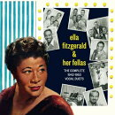 【輸入盤】Ella Fitzgerald & Her Fellas: The Complete 1942-1953 Vocal Duets (2CD)