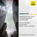 【輸入盤】交響曲第9番『新世界より』、スラヴ舞曲集、森の静けさ、他 アンドラーシュ・ケラー&コンチェルト・ブ…
