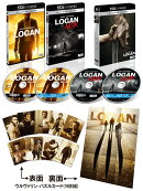 LOGAN/ローガン<4K ULTRA HD + 2Dブルーレイ/4枚組>【4K ULTRA HD】