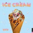 Ice Cream 2019 Wall Calendar