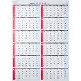 E1 エコカレンダー壁掛A2(2020) ([カレンダー])