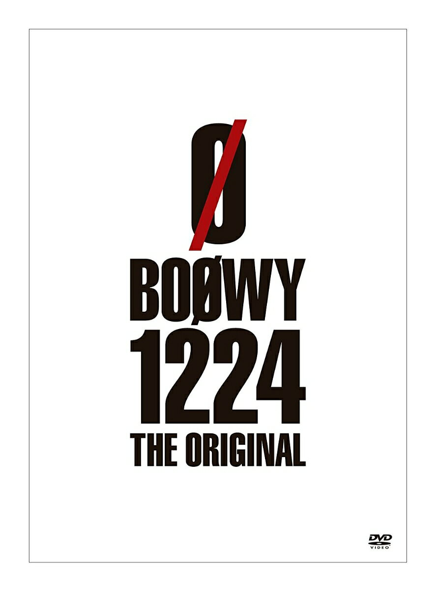 1224 -THE ORIGINAL- [ BOOWY ]