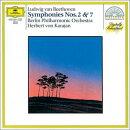【輸入盤】Sym, 2, 7, : Karajan / Bpo (1977, 1976)