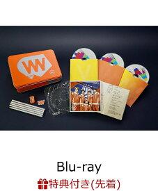 """【先着特典】MOVIE 38 ユニコーン100周年ツアー """"百が如く"""" BD完全生産限定盤(Blu-rayDisc Video3枚+グッズ)(ネームタグ付き)【Blu-ray】 [ ユニコーン ]"""