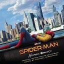 【輸入盤】Spider-Man: Homecoming (Music From The Motion Picture) [ スパイダーマン: ホームカミング ]