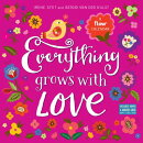Everything Grows with Love Mini Wall Calendar 2019