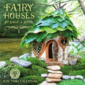 Fairy Houses 2020 Mini Calendar: By Sally J. Smith CAL-FAIRY HOUSES 2020 MINI CAL [ Sally J. Smith ]