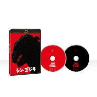 【先着特典】シン・ゴジラ Blu-ray2枚組(ペアチケットホルダー付き)【Blu-ray】