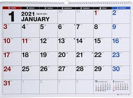 2021年版 1月始まりE4 エコカレンダー壁掛 高橋書店 A2サイズ (壁掛)