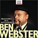 【輸入盤】Milestones Of A Jazzlegend (10CD)