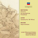 【輸入盤】ベートーヴェン:序曲集、ハイドン:『軍隊』、ブラームス:ハイドン変奏曲 エドゥアルド・ヴァン・ベイ…